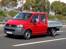 Volkswagen Transporter рестайлинг 2009, грузовик, 5 поколение, T5