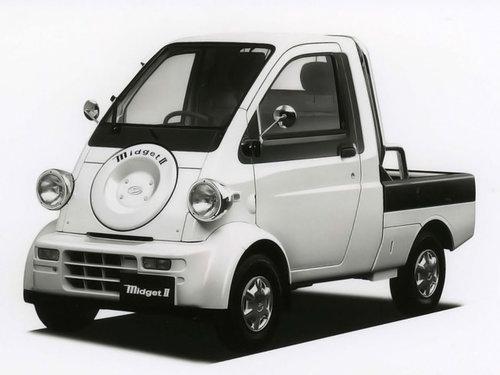 Daihatsu Midget II 1996 - 2001