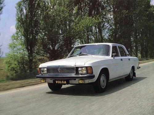 ГАЗ 3102 Волга 1981 - 1991