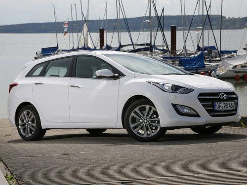 Hyundai i30 2015 - 2017