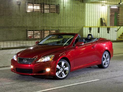 Lexus IS250C 2008 - 2013