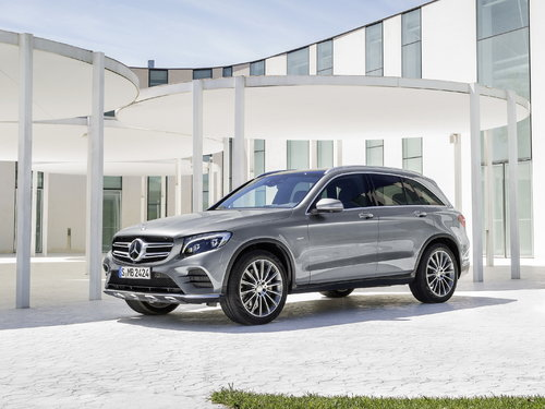 Mercedes-Benz GLC 2015 - 2019