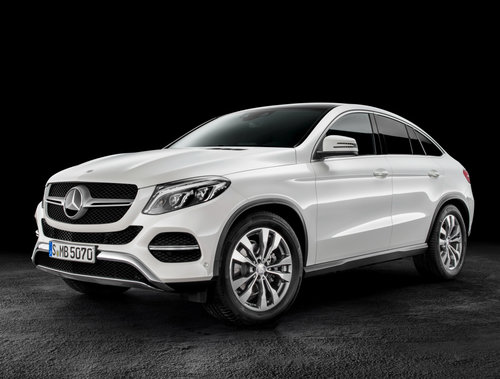 Mercedes-Benz GLE Coupe 2014