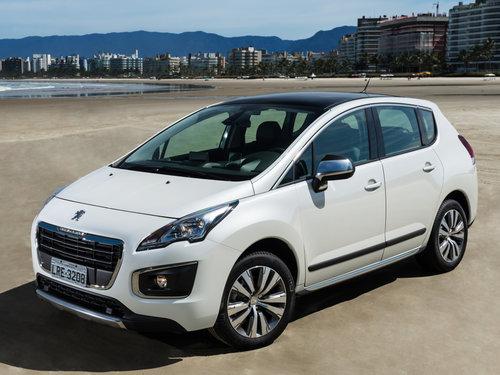 Peugeot 3008 2014 - 2017