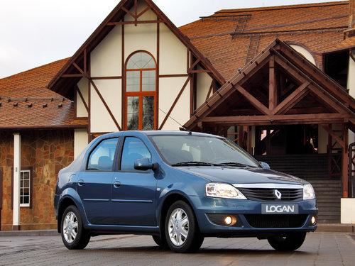 Renault Logan 2009 - 2016