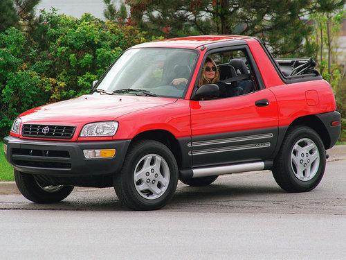 Toyota RAV4 1997 - 1999