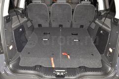 размер багажника ford galaxy