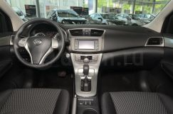 Nissan Tiida 1.6 CVT Elegance Plus Connect (03.2015 - 05.2016)