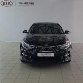 Сургут Kia Optima 2018