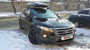 Челябинск Crosstour 2012