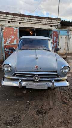 Самара ГАЗ 21 Волга 1958