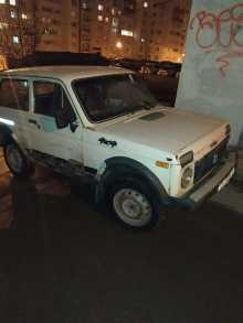 Уфа 4x4 2121 Нива 1994