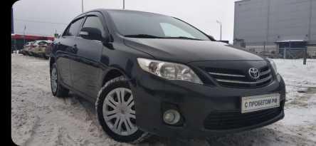 Казань Corolla 2012