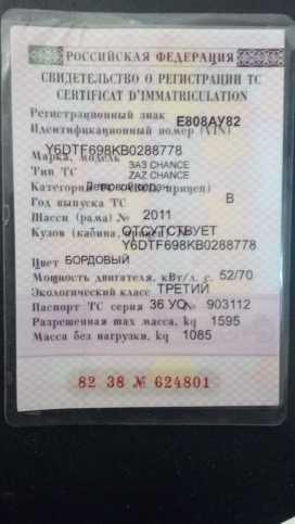 Феодосия Шанс 2011