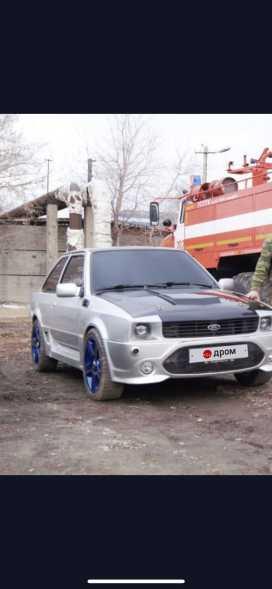 Челябинск Escort 1987