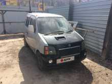Красноярск Wagon R 2002
