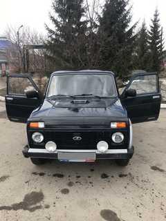 Омск 4x4 2121 Нива 2012