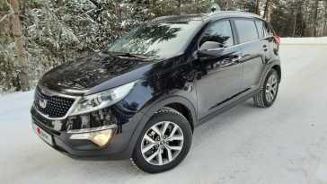 Сыктывкар Kia Sportage 2015