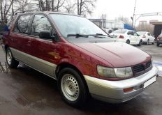 Ижевск Space Wagon 1996