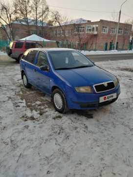 Омск Fabia 2003