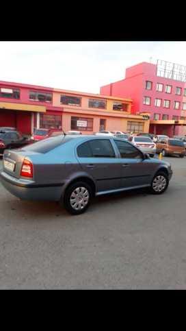 Оренбург Octavia 2008