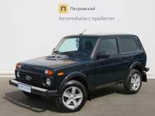 Санкт-Петербург 4x4 2121 Нива 2020