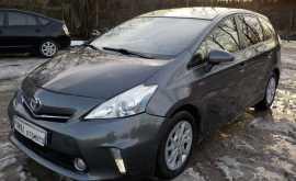 Новосибирск Prius v 2013