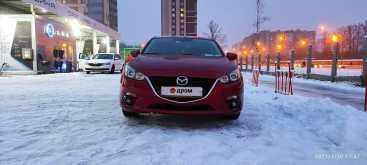 Санкт-Петербург Mazda3 2014