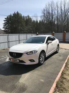 Елец Mazda6 2015