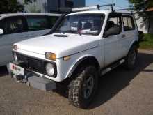 Краснодар 4x4 2121 Нива 1980