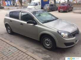 Липецк Astra 2007