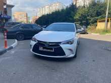 Москва Camry 2017