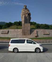 Краснодар Alphard 2003