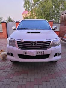 Белгород Hilux Pick Up 2012