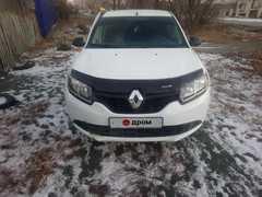 Орск Renault Logan 2014