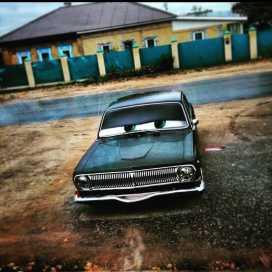 Чита 24 Волга 1985
