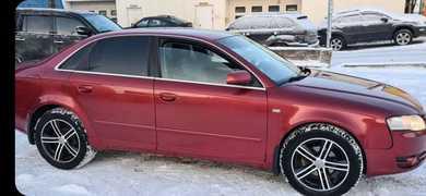 Мурманск Audi A4 2006