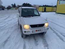 Белогорск Pajero Mini 2001