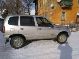 Медногорск Niva 2003