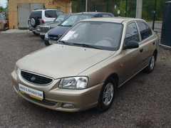 Воронеж Accent 2004