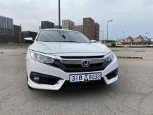Москва Honda Civic 2018