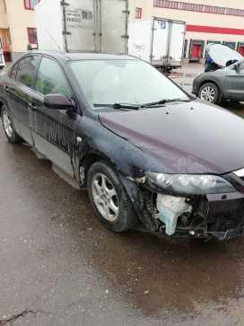 Звенигород Mazda6 2007