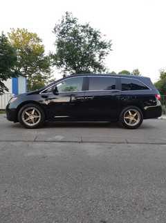 Белгород Honda Odyssey 2012
