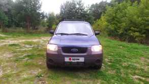 Воскресенск Escape 2004
