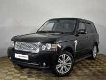 Санкт-Петербург Range Rover 2009