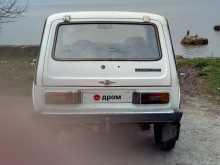 Приморско-Ахтарск 4x4 2121 Нива 1992