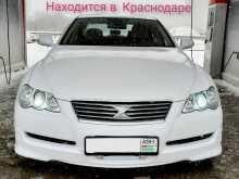 Краснодар Mark X 2007