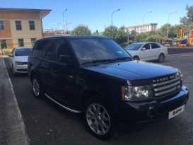 Сочи Range Rover Sport