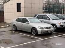 Москва GS300 2003