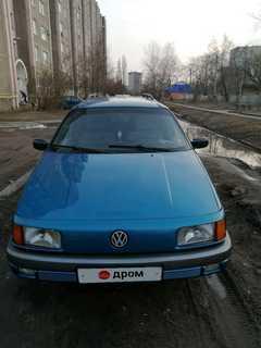 Павловск Passat 1989